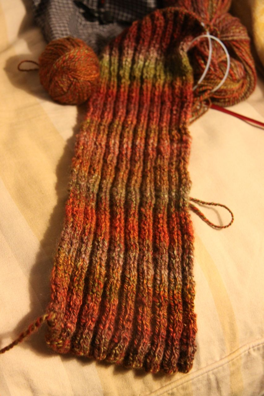 what are you knitting adventures of depraveddyer at