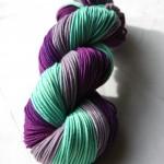 HRH Violetta - Bleck - Passive Agressive Green