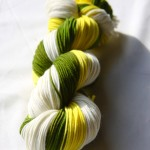 Snowflake, Crabby Apple Green- Mossay