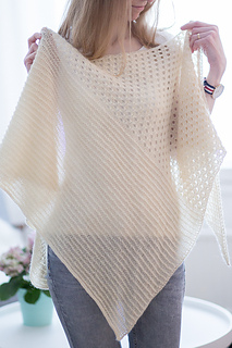 Sketchbook Shawl
