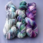 Goodby Kitty, Plumpy SunAngel and Bet you thought this skein was about you.