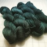 Yaksi Fingering in Grimm Green